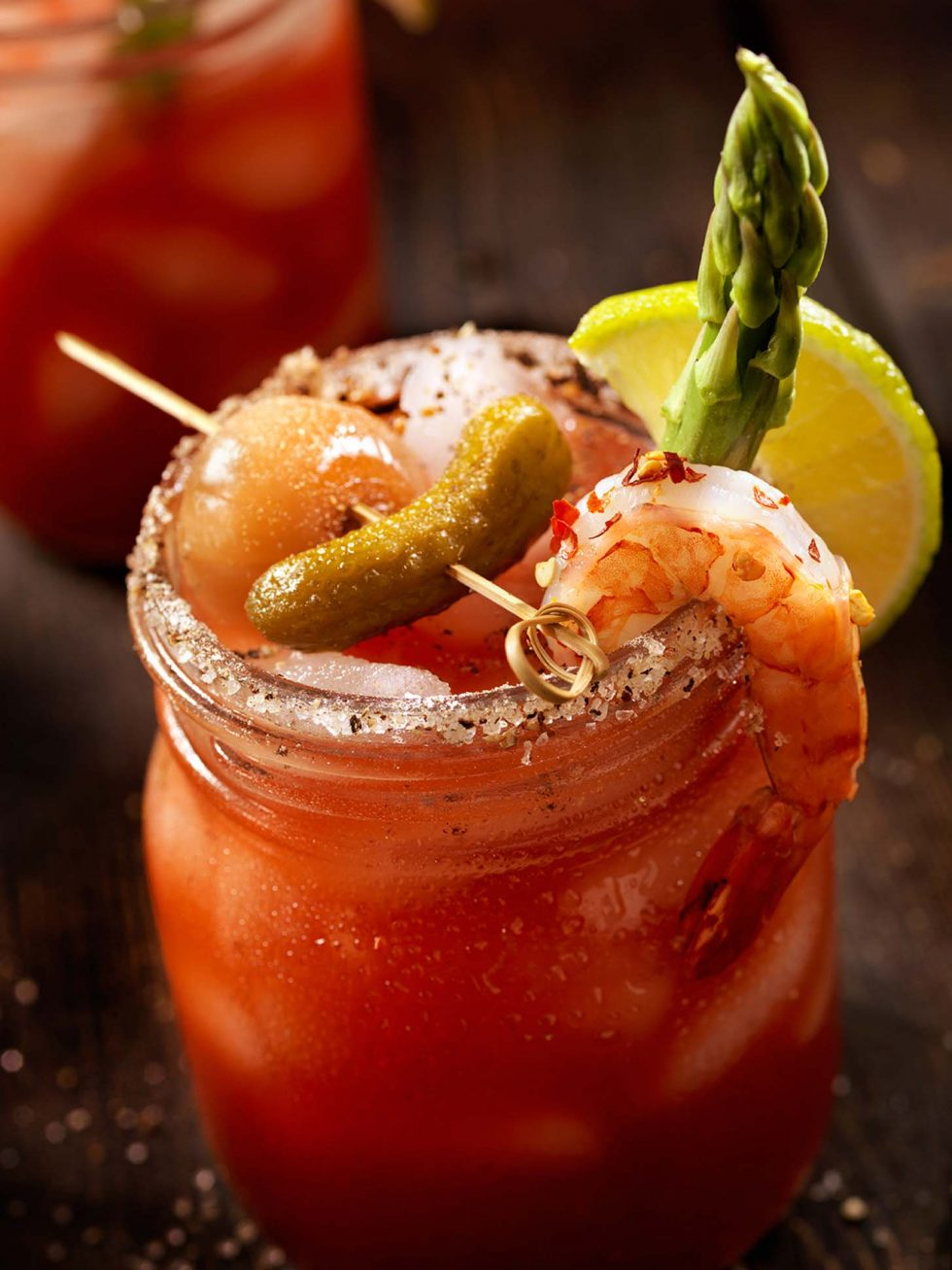 Calgary Beverage Photography. One of the best Caesars you've ever seen.