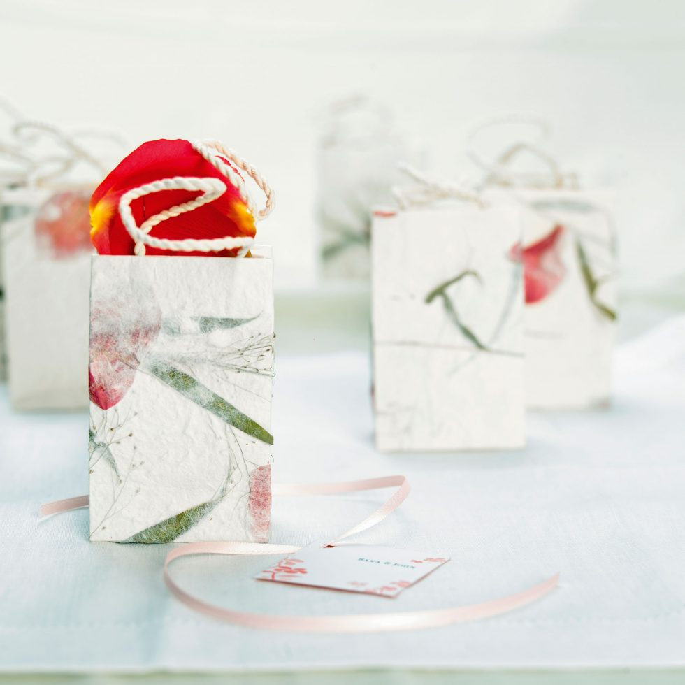 Calgary Product Photographer. Elegant paper bags.